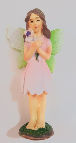 Fairy holding Flower